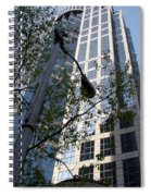 Vancouver Architecture 1 Spiral Notebook