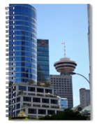 Vancouver Architecture 2 Spiral Notebook
