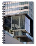 Vancouver Architecture 4 Spiral Notebook