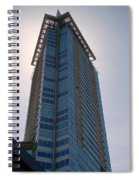 Vancouver Architecture 5 Spiral Notebook