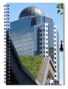 Vancouver Architecture 6 Spiral Notebook