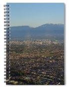 Vancouver At A Glance Spiral Notebook