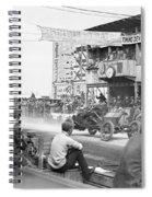 Vanderbilt Cup, C1910 Spiral Notebook