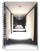 Vanishing Point Spiral Notebook