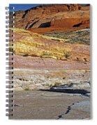 Variety Of Land Spiral Notebook