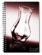 Vase Spiral Notebook