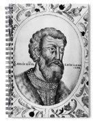 Vasily II (1415-1462) Spiral Notebook