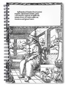 Vasily IIi Ivanovich (1479-1533) Spiral Notebook