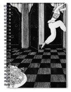 Vaslav Nijinsky In Scheherazade Spiral Notebook