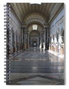 Vatican Museum Spiral Notebook