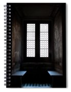 Vatican Window Seats Spiral Notebook
