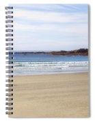 Vazon Bay - Guernsey Spiral Notebook