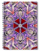 Vector Portal Spiral Notebook