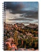 Vedauwoo View Spiral Notebook