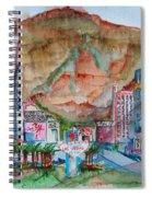 Vegas Spiral Notebook