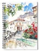 Velez Blanco 03 Spiral Notebook