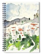 Velez Blanco 04 Spiral Notebook