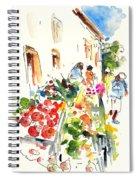 Velez Rubio Market 03 Spiral Notebook
