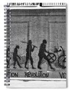 Velorution Spiral Notebook