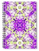 Velvet Blanket Spiral Notebook