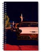 Velvet Underground Spiral Notebook