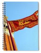 Venetian Freedom Spiral Notebook