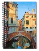 Venetian Paradise Spiral Notebook