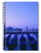 Venetian Sunrise Spiral Notebook