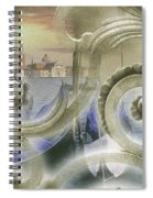 Venezia Bella Spiral Notebook