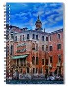 Venezia Spiral Notebook