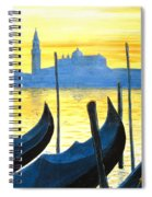 Venezia Venice Italy Spiral Notebook