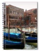 Veneziano Trasporto Spiral Notebook