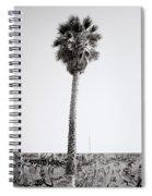 Venice Beach Spiral Notebook