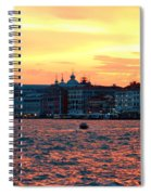 Venice Colors Spiral Notebook