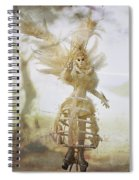 Venice Costume Fun Spiral Notebook