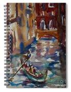 Venice Impression V Spiral Notebook