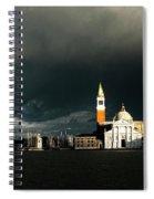 Venice Island Saint Giorgio Maggiore Spiral Notebook