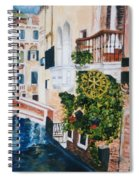 Venice- Italy Spiral Notebook