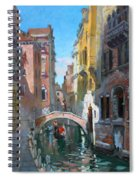 Venice Italy Spiral Notebook