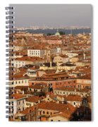 Venice Italy - No Canals Spiral Notebook
