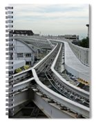 Venice People Mover Spiral Notebook
