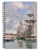 Venice. The Grand Canal Spiral Notebook
