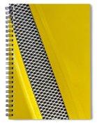 Vented Spiral Notebook