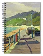 Ventnor, Isle Of Wight Spiral Notebook
