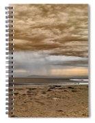 Ventura In Storm Spiral Notebook