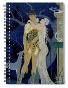Venus And Adonis  Spiral Notebook