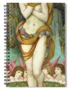Venus Spiral Notebook