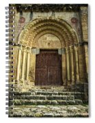 Vera Cruz Door Spiral Notebook