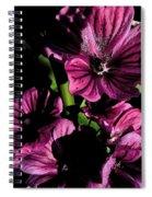 Verbena Spiral Notebook