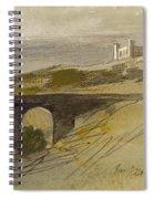 Verdala Malta Spiral Notebook